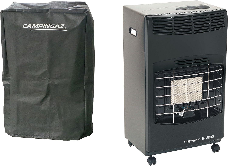 Campingaz gas horno IR 3000 con carcasa calefactor ...