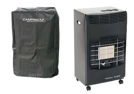 Campingaz gas horno IR 3000 con carcasa calefactor infrarrojos Gas Calefacción Modelo 2015