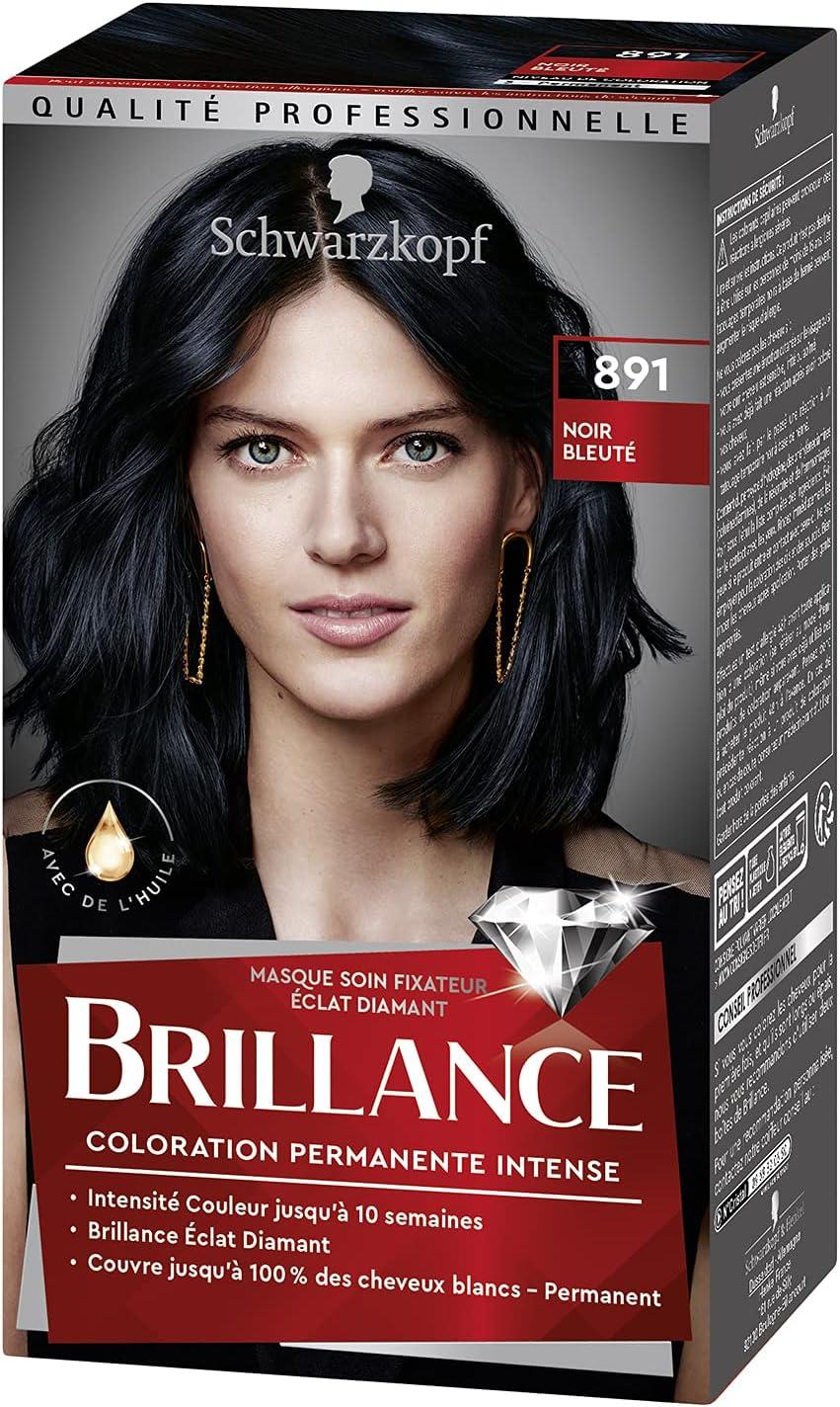 Schwarzkopf Brillance – Coloración permanente – Eclat de ...