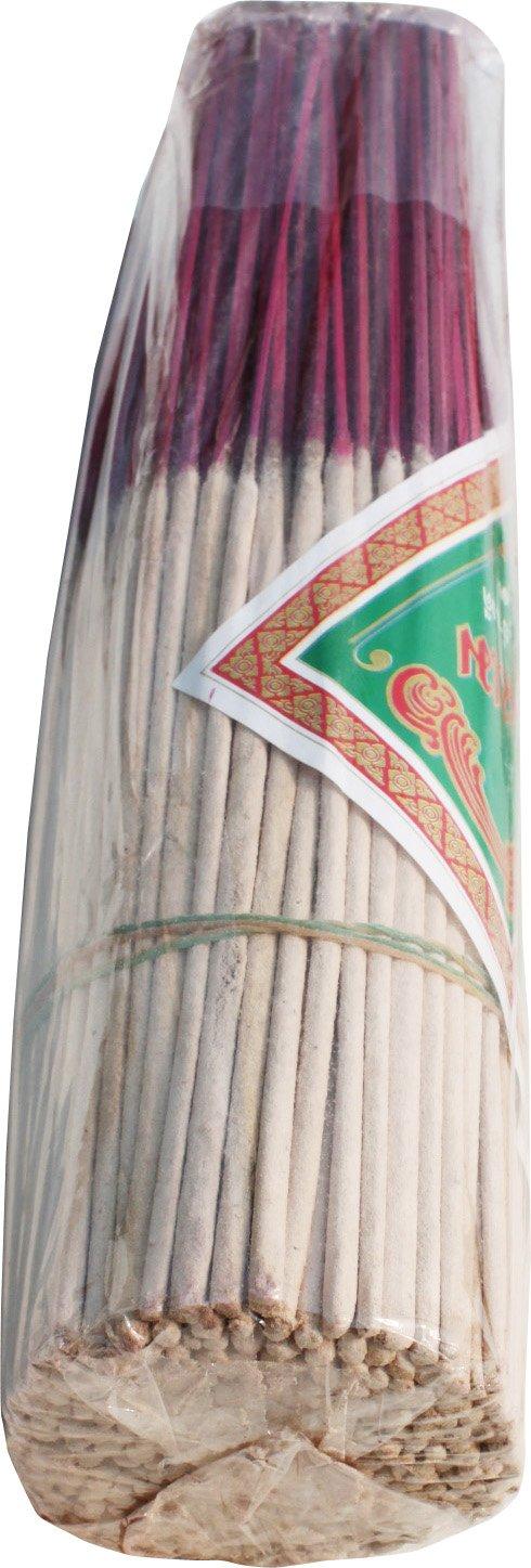 Taepanom Thai Bhuddhist Jasmine Scented Incense Joss Sticks 11 inch x 500 grams