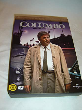 Amazon.com  Columbo The Tenth Season Volume 1 (4 DVD Set) Columbo ... e73d806274