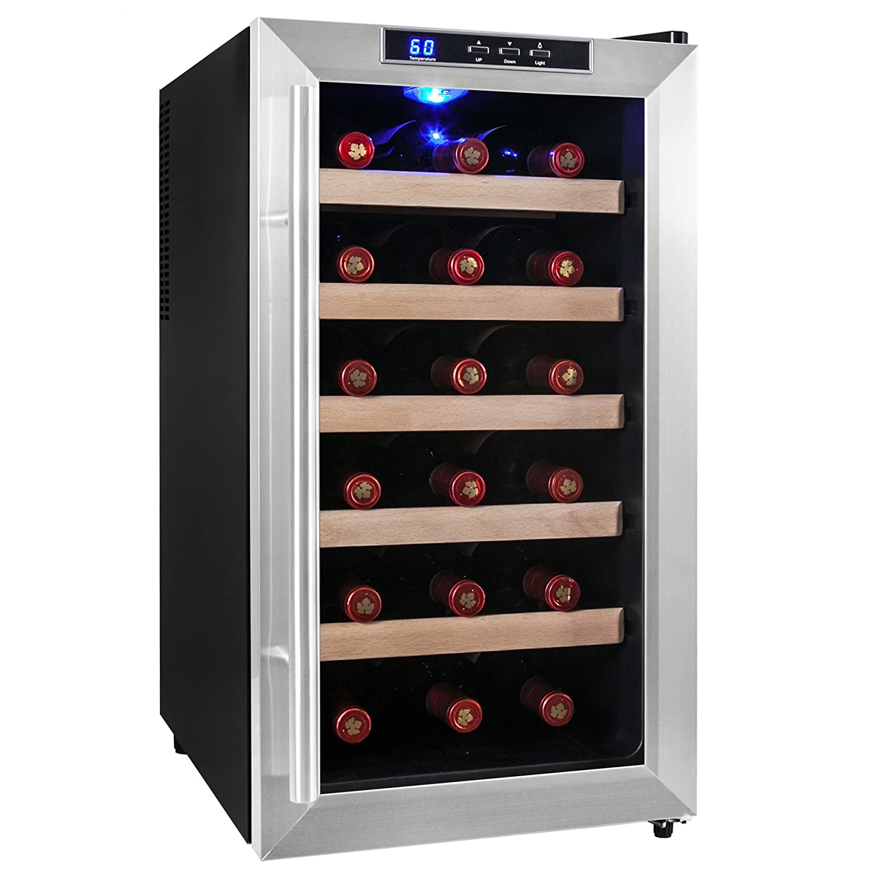 Amazon.com: Firebird New 18-bottle Thermoelectric Quiet Operation ...