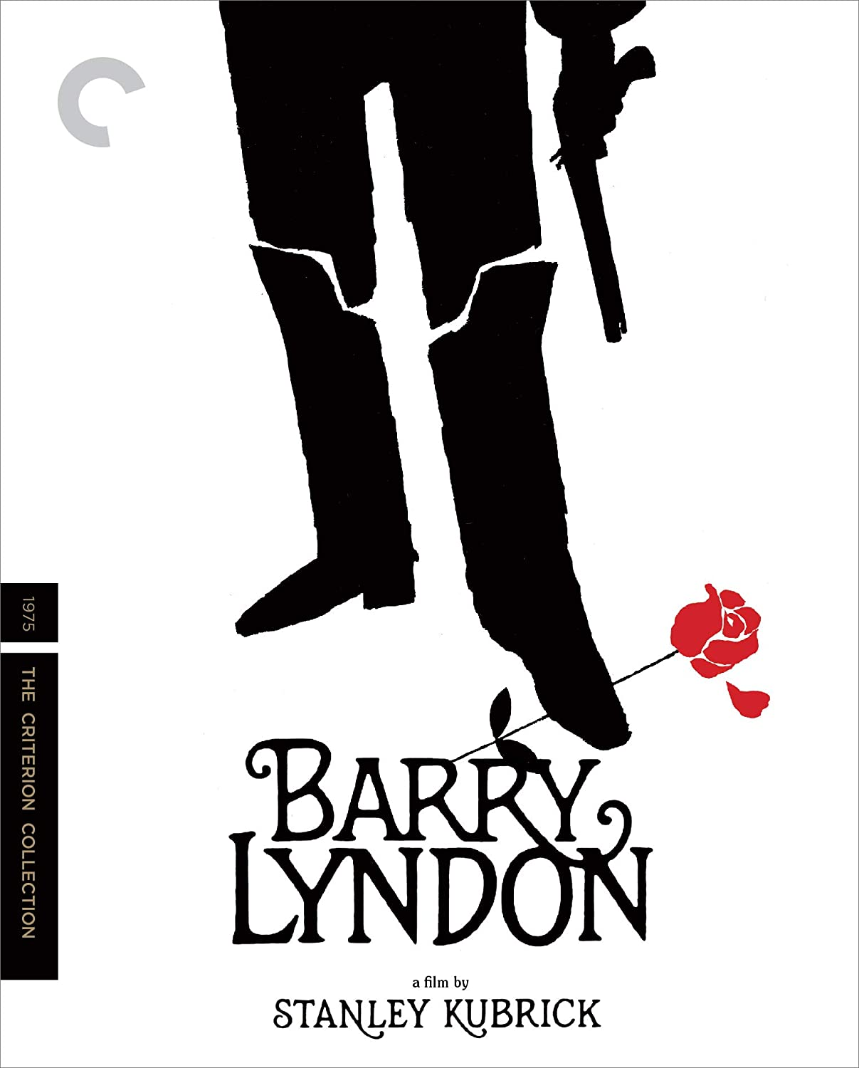 Image result for barry lyndon criterion poster