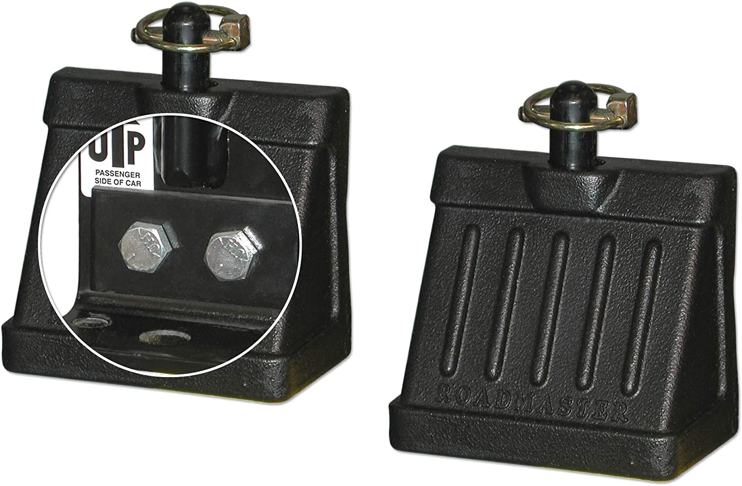 1 Pair Roadmaster 202 Quick Disconnect Bracket Covers
