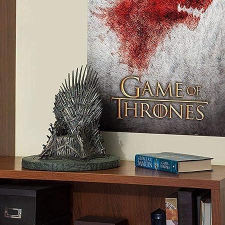 Game of Thrones Statue Eiserner Thron 18 cm [Importación alemana]: Amazon.es: Juguetes y juegos