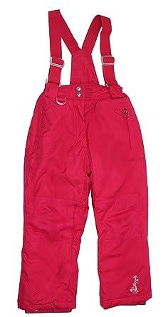 e87189d76 Amazon.com  Girls Weatherproof 32 Degree Suspender Snow Pants (XS ...