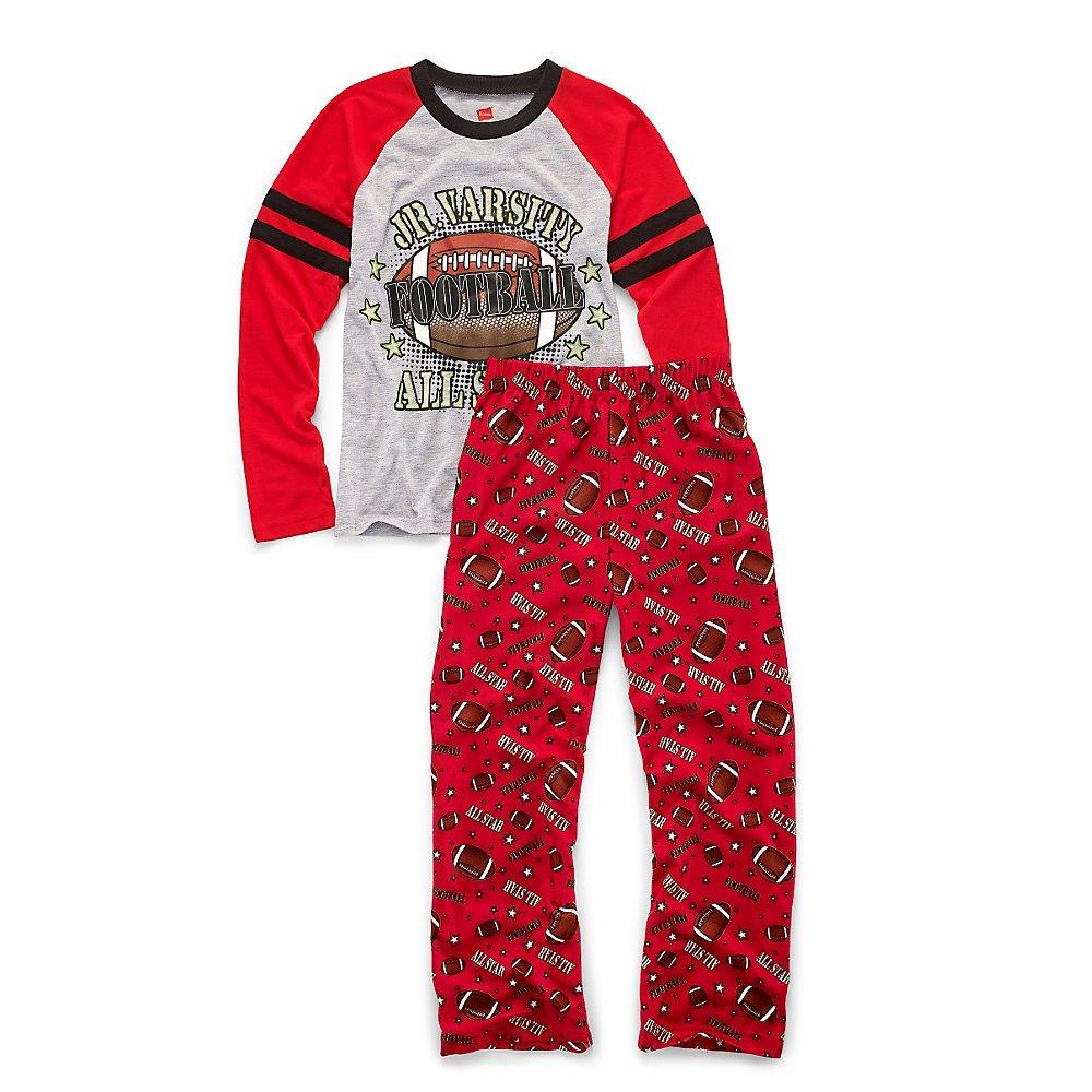 Hanes Boys Sleepwear Set 2-Piece