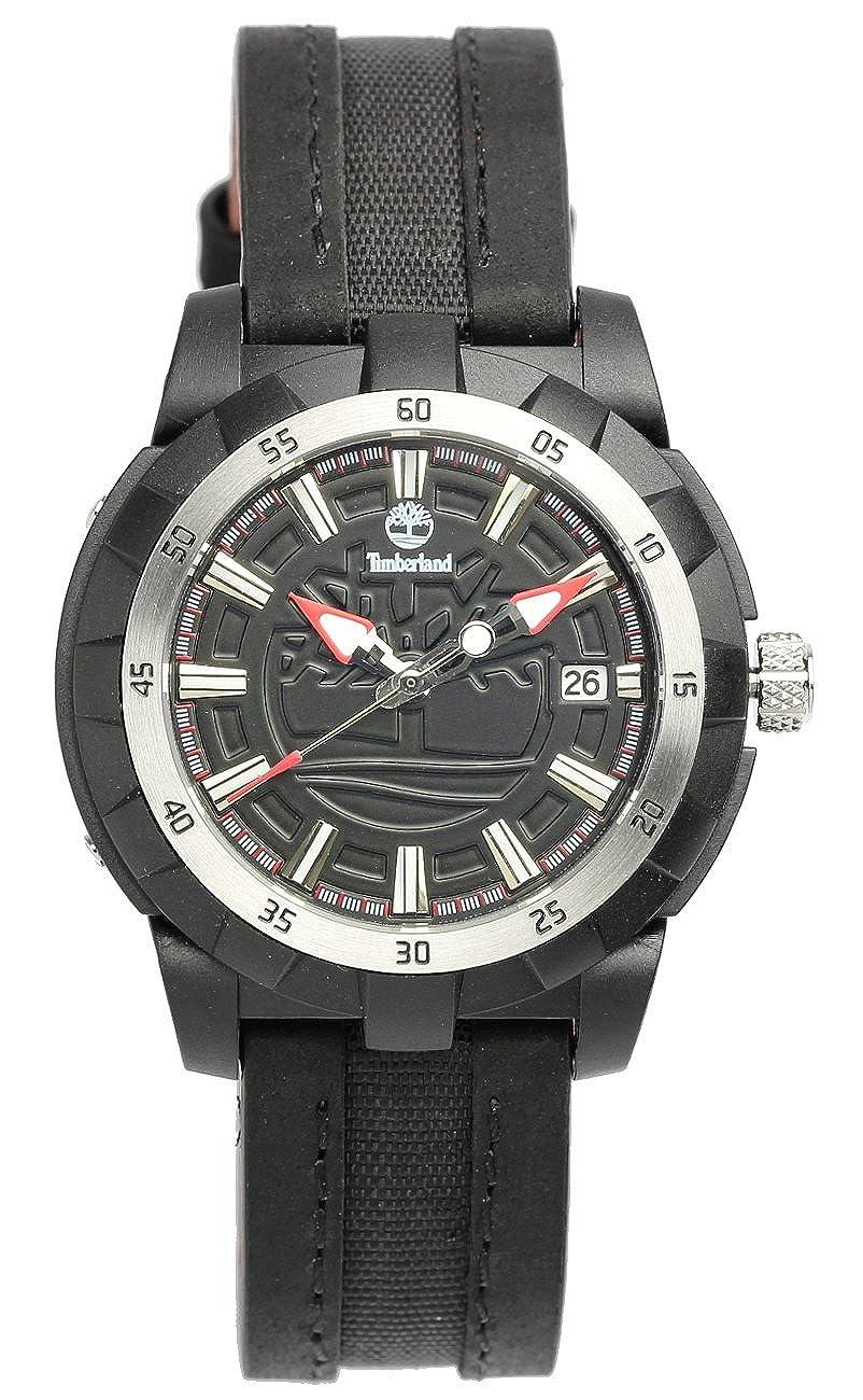 [ティンバーランド]Timberland 腕時計 ウォッチ 10気圧防水 ミリタリー アウトドア メンズ [並行輸入品] B00UOT7ZPU