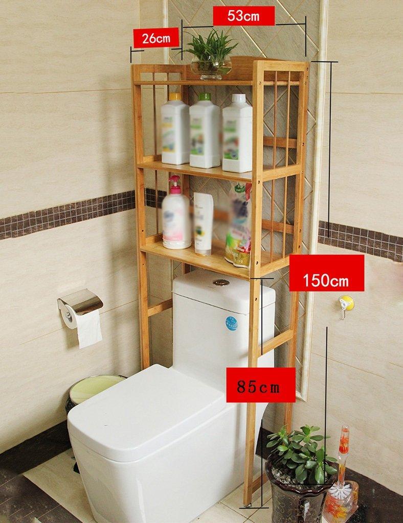 Lavadora Marco Cuarto de baño Estante WC Cuarto de baño Estante de ...