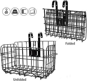 HOMEE Bike Basket