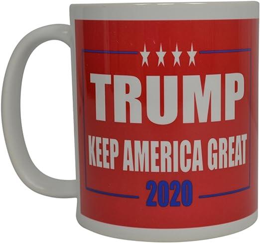 Donald Trump 2020 Mug Best Trump Gifts Coffee Mugs to Friends Families Mug