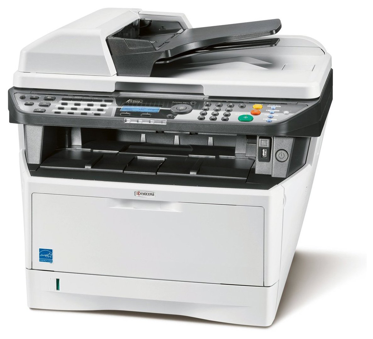 Amazon.com: Kyocera 1102MK2US0 ECOSYS FS-1035MFP/DP Black & White  Multifunctional Printer; Fast output speed of 37 pages per minute; Standard  print, copy, ...