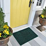 Outdoor Indoor Door Mat, Welcome Mats For Front Door, Non Slip, Waterproof, Washable, Resist Dirt , Absorb Moisture Door Mats