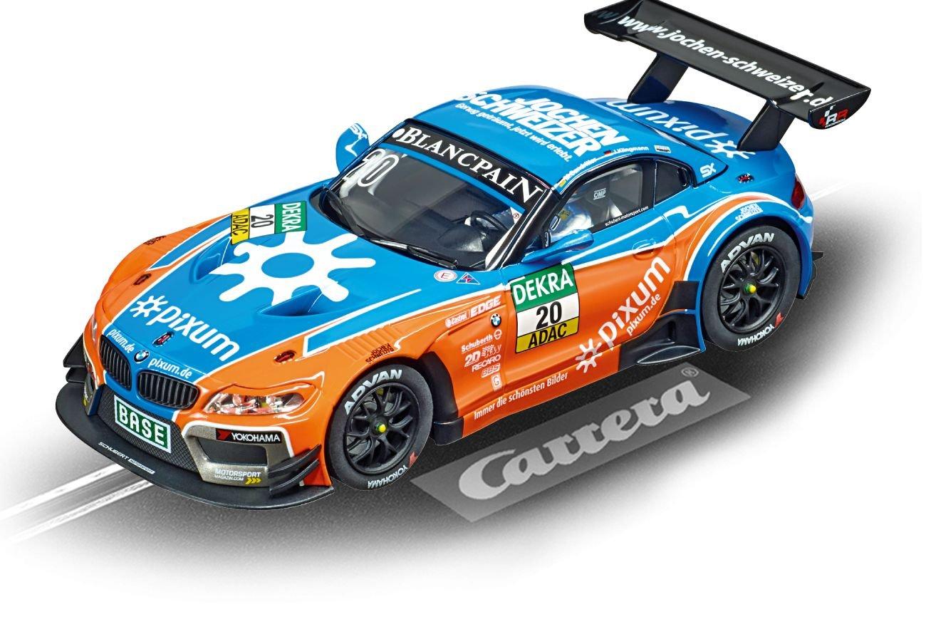 Carrera Evolution 27512 BMW Z4 GT3 ''Schubert Motorsport, No.20'', Blancpain 2014 slot car