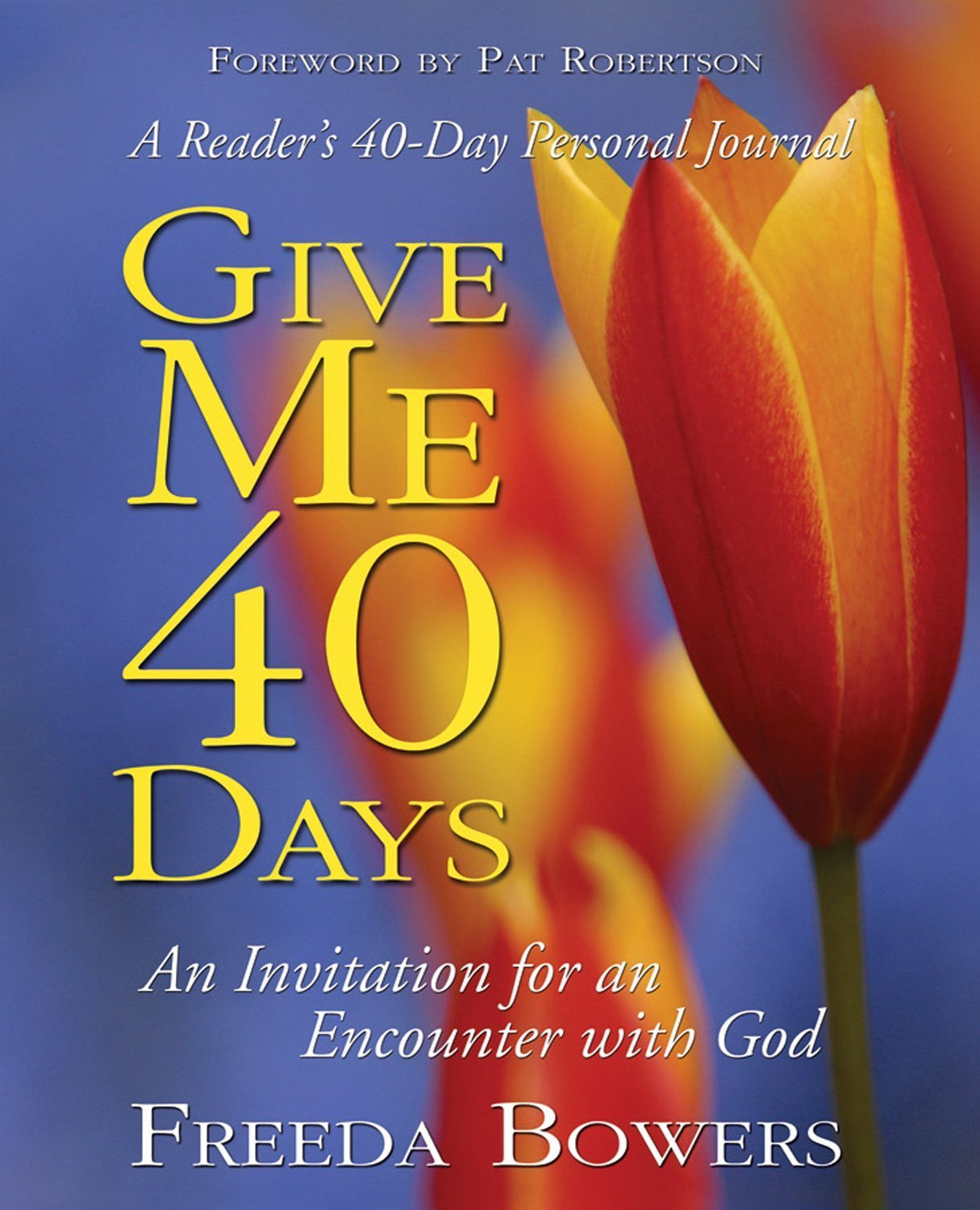 Give Me 40 Days: An Invitation for an Encounter with God pdf