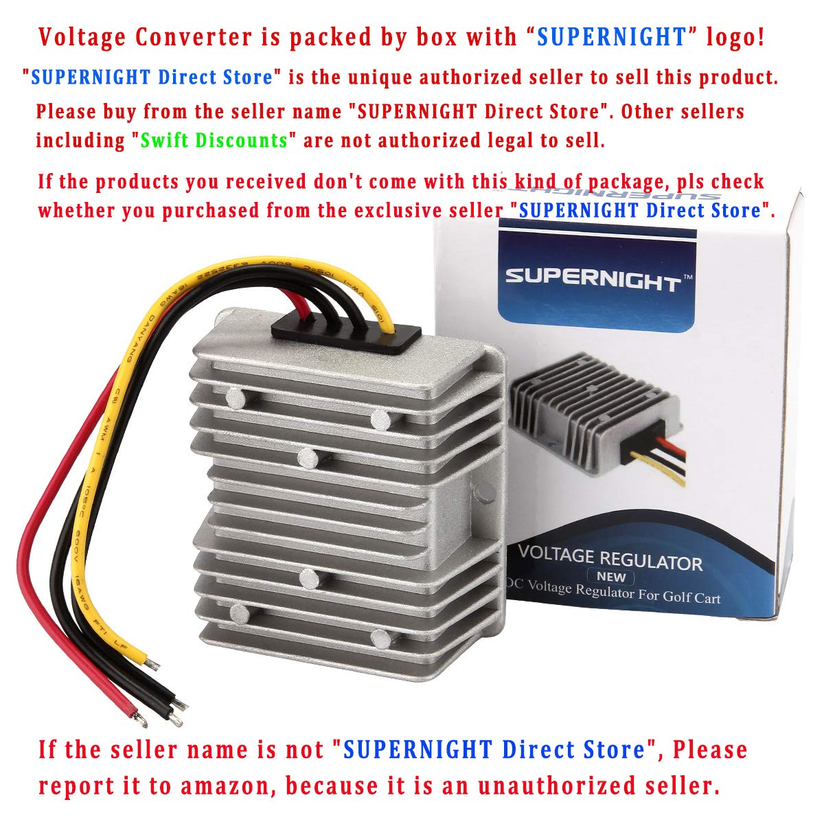 Golf Cart Voltage Reducer Converter 48v To 12v 10a 120w Above Is A Diagram Of My 12 Volt Wiring I Have Protected The Positive Electronics