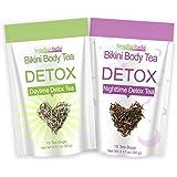 Brazilian Belle Bikini Body Detox & Cleanse Bundle Pack (30 Tea Bags) Boost Energy, Manage Weight, Fight Bloating…