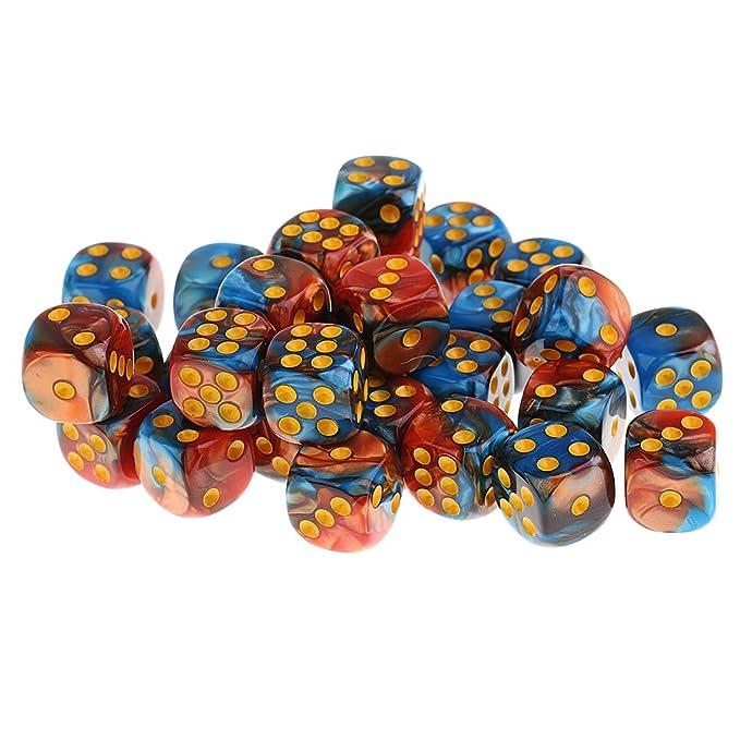 IPOTCH [Juego De 30 Piezas] Polyphenic Magic Multicolor ...