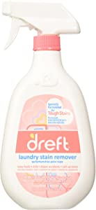 Dreft Laundry Stain Remover, 22 Fl. Oz (Pack of 1)