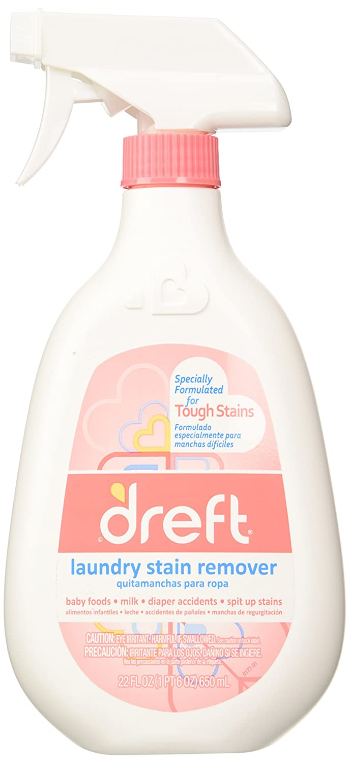 Dreft Laundry Stain Remover, 22 fl oz