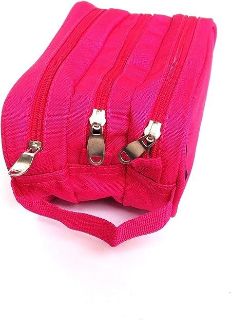 Color rosa la porte-Estuche de costura para Derri/ère la porte-p/ájaros
