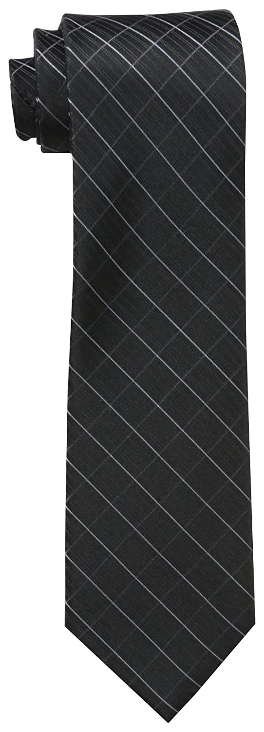 Calvin Klein Men's Black Ties Calvin Klein Neckties K7971161001