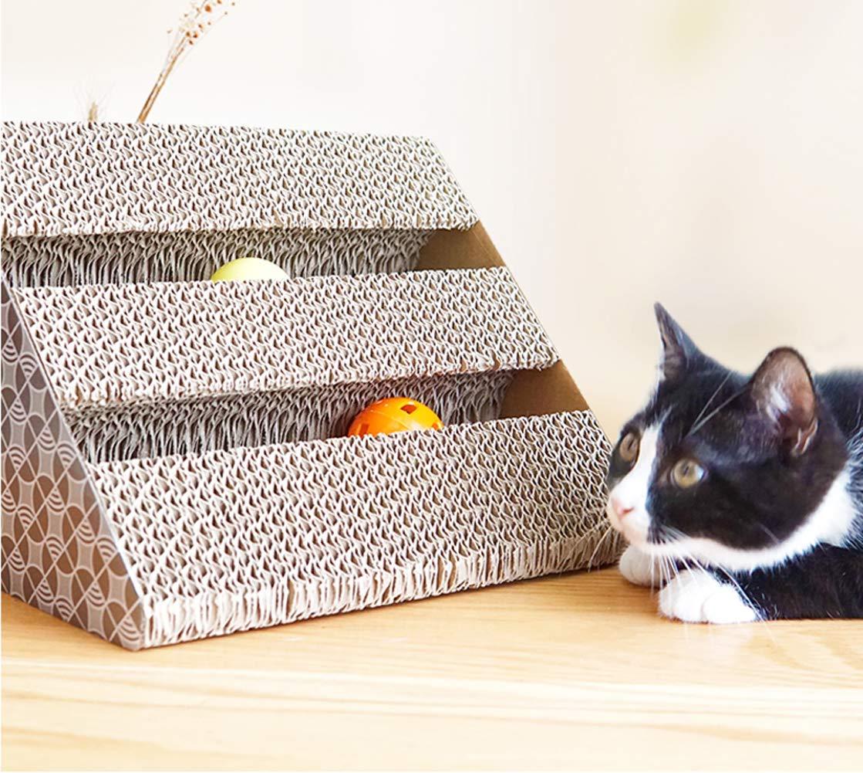 Rascador para Gatos de Tjikko: Amazon.es: Productos para mascotas