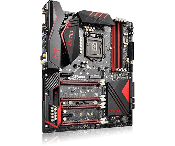ASROCK FATAL1TY Z170 PROFESSIONAL GAMING I7 INTEL RST DRIVERS (2019)