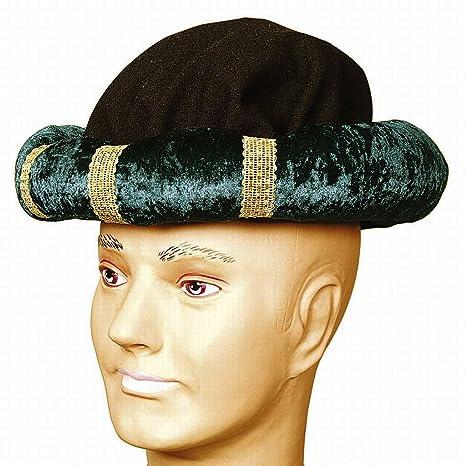 Turbante accessori costume verde Califfo Sheikh arabi Carnevale Hat Aladin 106ab5e2cca2