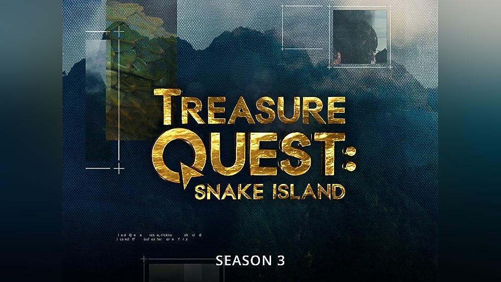 Treasure Quest: Snake Island - Season 3