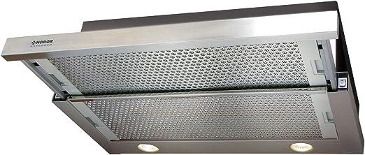 Campana extraplana 70cm Nodor 1699 EXTENDER 700: Amazon.es: Grandes electrodomésticos