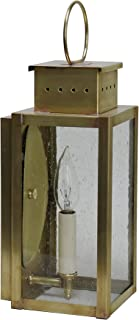 product image for Brass Traditions 451 DAAB Small Thin Wall Lantern 400 Series, Antique Brass Finish 400 Series Thin Wall Lantern