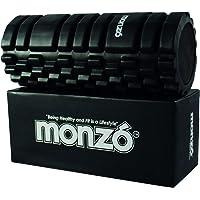 MONZÓ, Massage Roller Classic Style Solid, Foam Roller para Masaje Corporal, Relajación de Músculos, Masaje a Nivel…