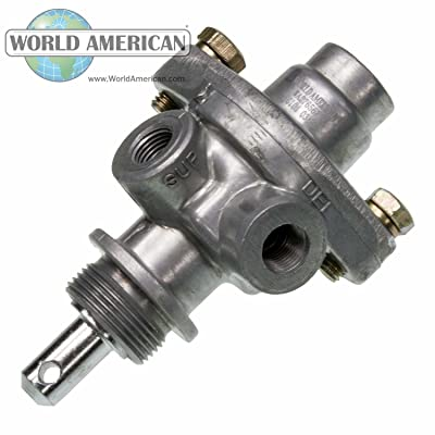 World American WA276567 Dash Valve: Automotive