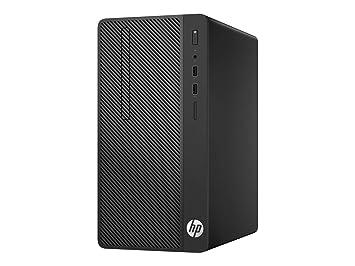 HP 285 G3 3,5 GHz AMD Ryzen 3 2200G Negro Micro Torre PC -