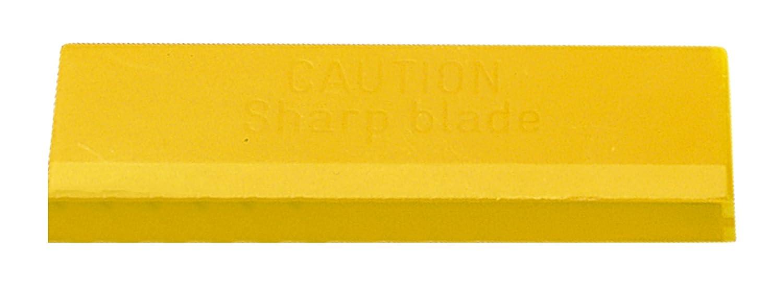 Ettore 1370 ScrapeMaster Carbon Razor Scraper Handle Pack of 6