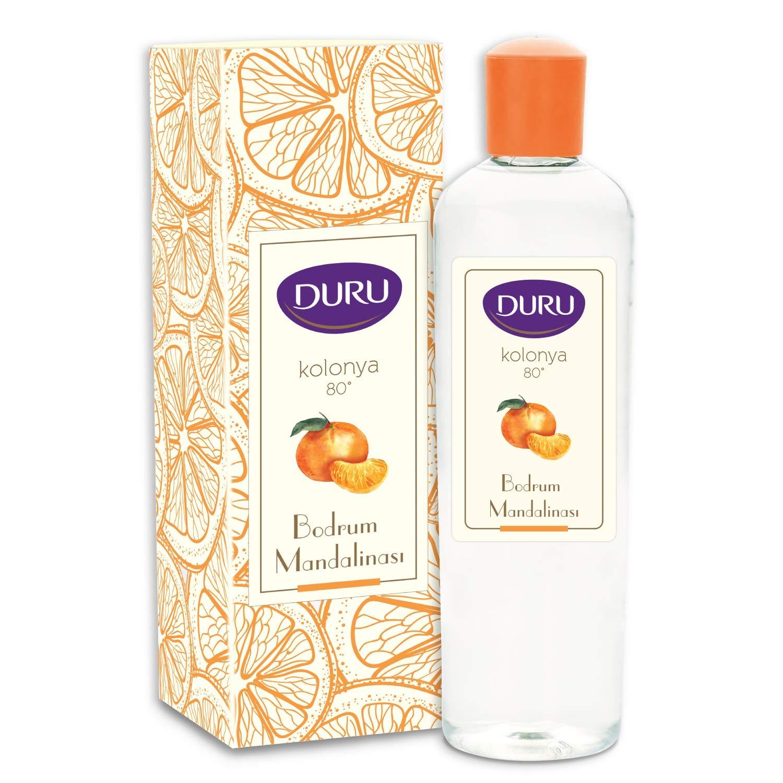 Duru Mandarin Cologne 400 ml, Turkish
