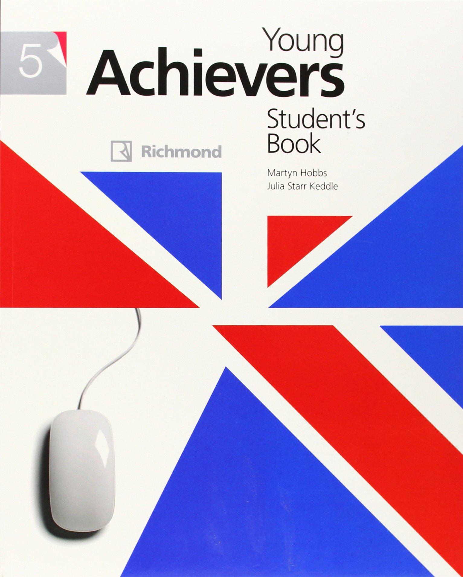 YOUNG ACHIEVERS 5 STUDENTS BOOK - 9788466820226: Amazon.es: Aa.Vv.: Libros en idiomas extranjeros