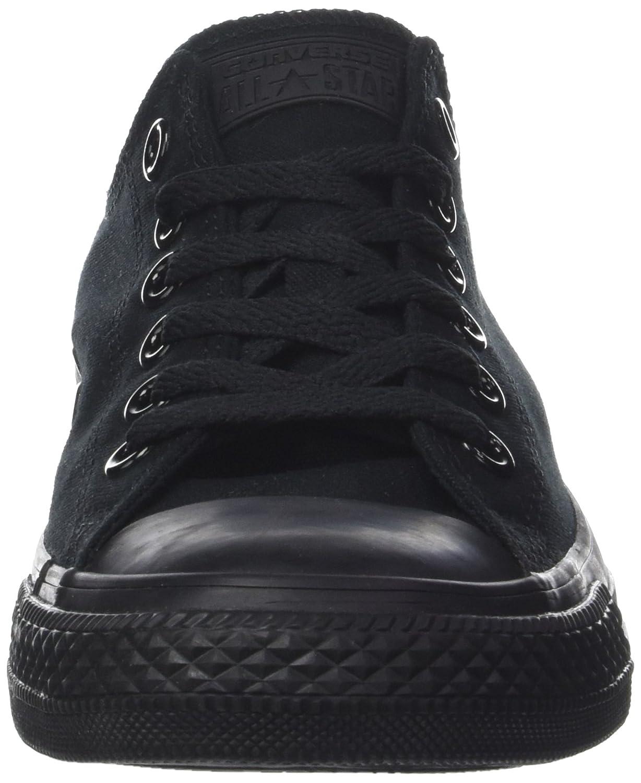 Converse Chuck Taylor All Star Core Ox B016402818 12 M US Black Monochrome