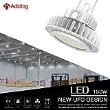 Adiding LED High Bay Light,150W UFO High Bay Garage