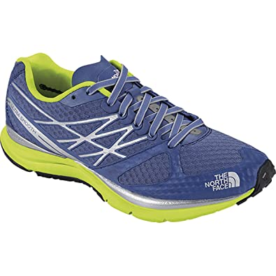 The North Face Ultra Smooth (Dutch Blue/Dayglo Yellow) Women's Shoes (Dutch