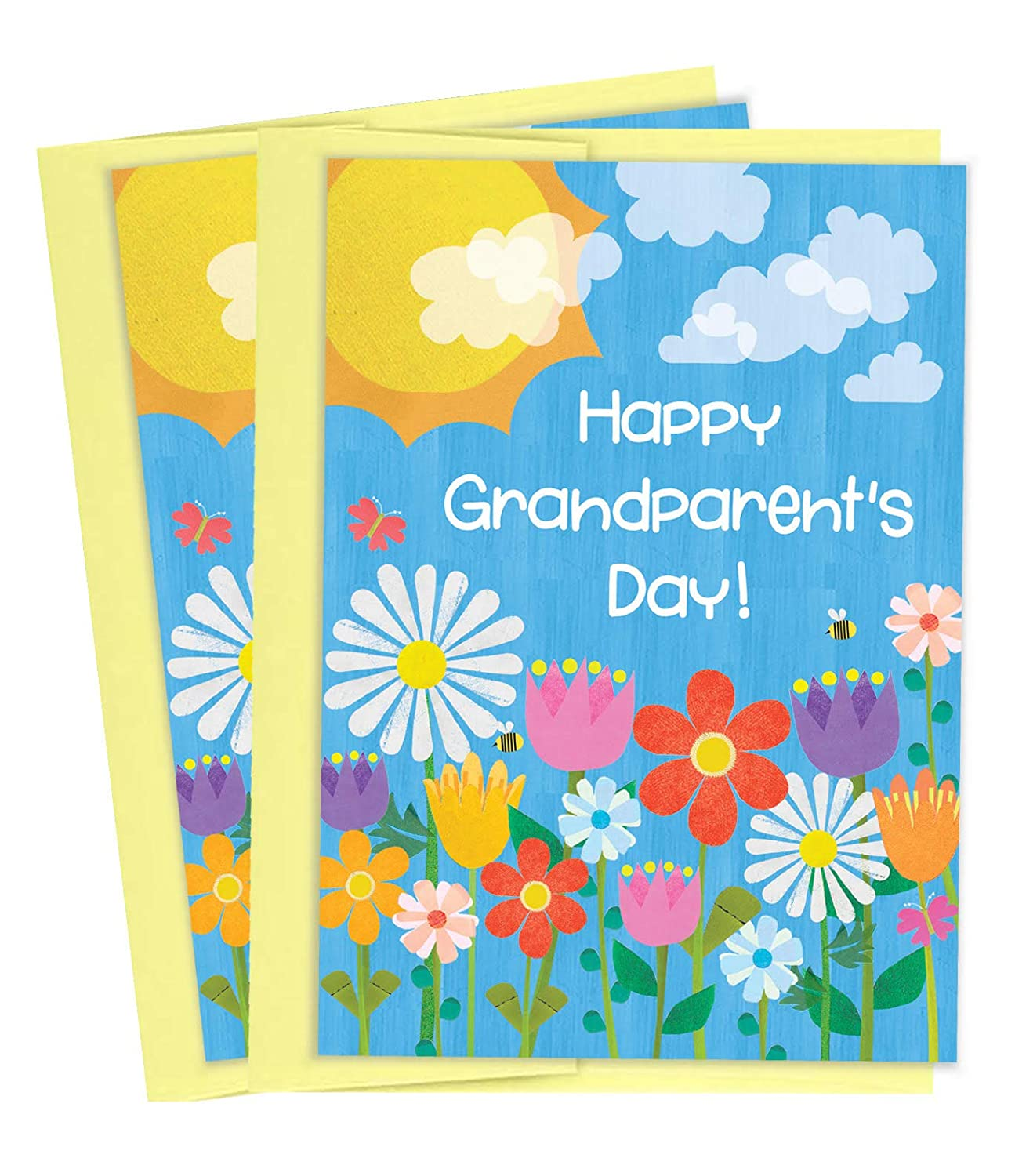 Amazon Tiny Expressions Grandparents Day Greeting Card