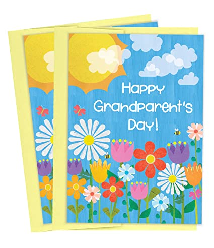 Amazon tiny expressions grandparents day greeting card tiny expressions grandparents day greeting card multipack 2 cards m4hsunfo