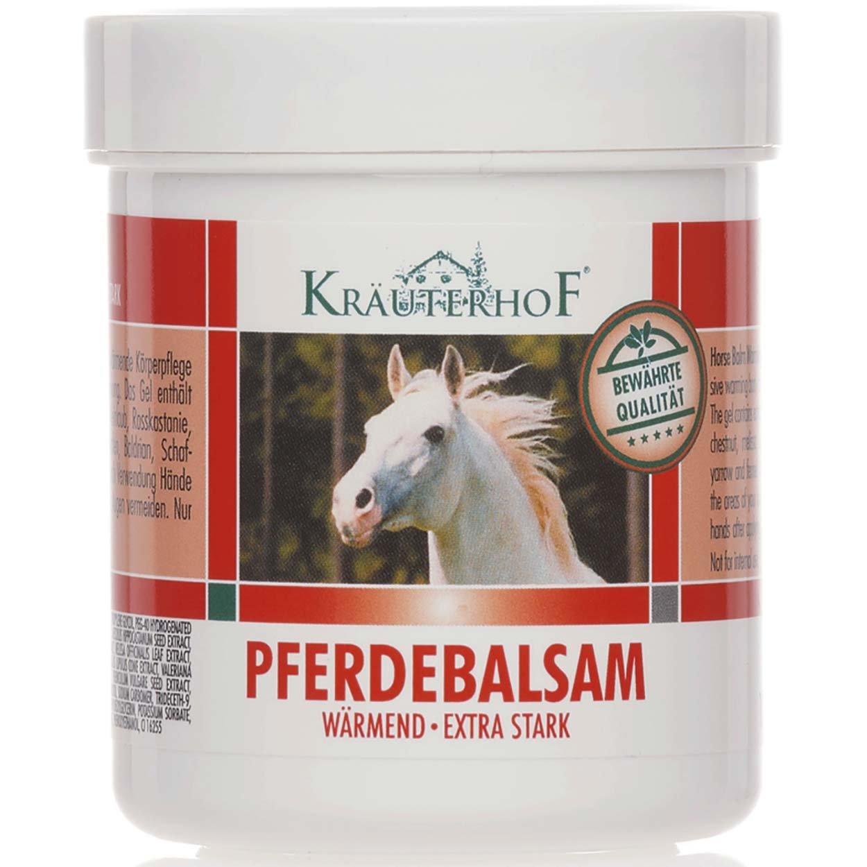 Krauterhof Gel Cavallo Scaldante 100ml Wundmed
