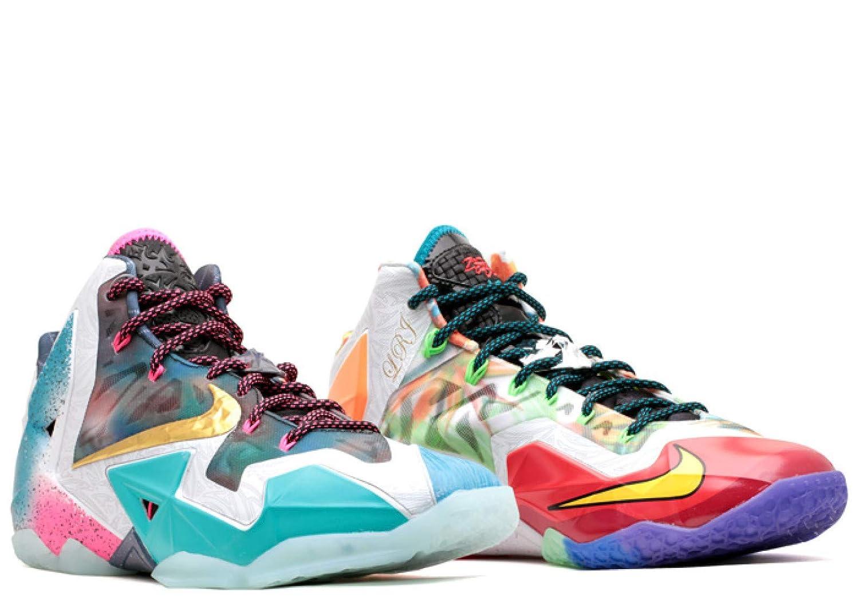 Multicolour Basketball Shoes
