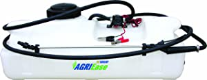 BE AGRIEase 90.700.150 15-Gallon ATV Sprayer