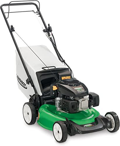Lawn-Boy 17734 21-Inch 6.5 Gross Torque Kohler Electric Start XTX OHV, 3-in-1 Discharge Self Propelled Lawn Mower