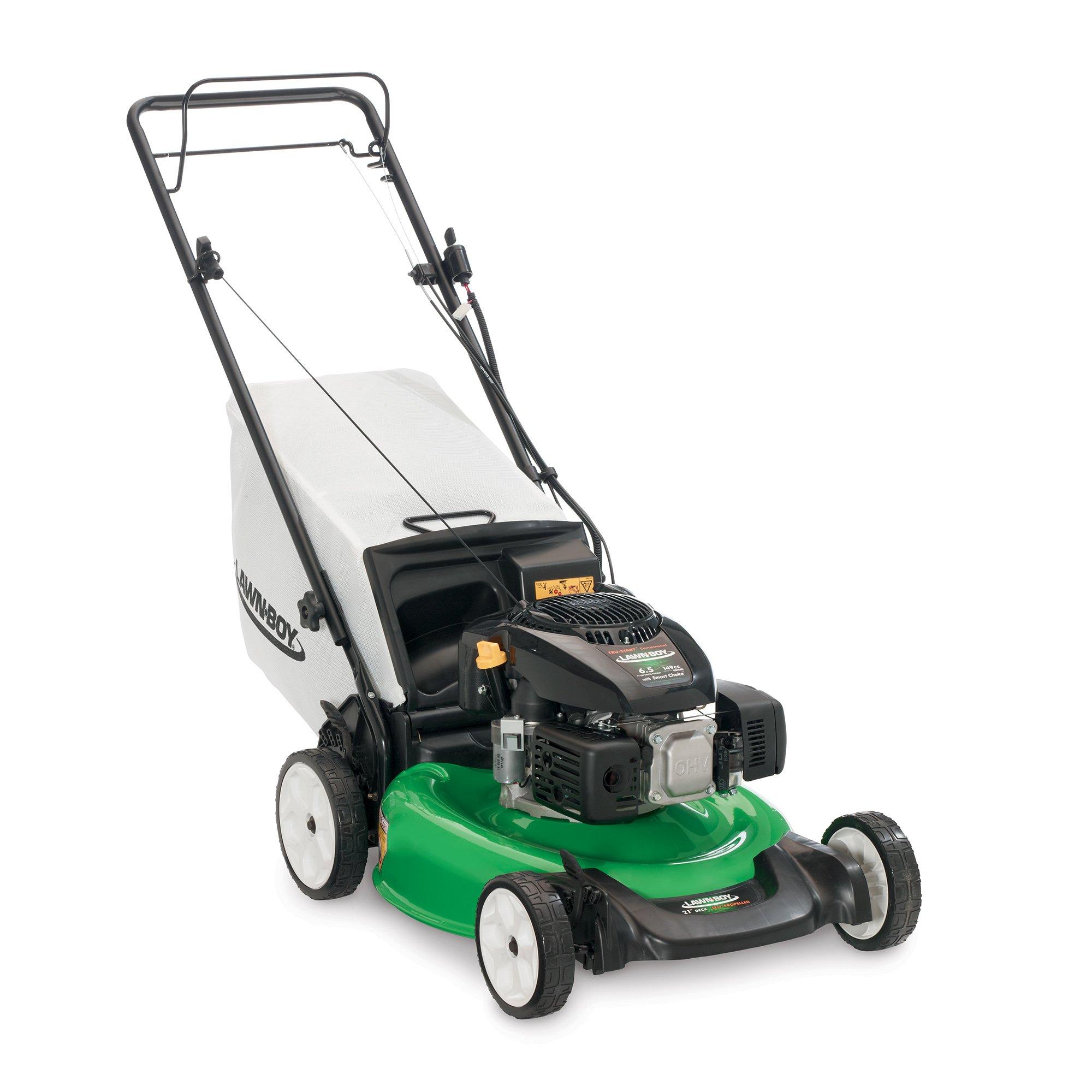 Lawn-Boy 17734 21-Inch 6.5 Gross Torque Kohler Electric Start XTX OHV, 3-in-1 Discharge Self Propelled Lawn Mower by Lawn-Boy