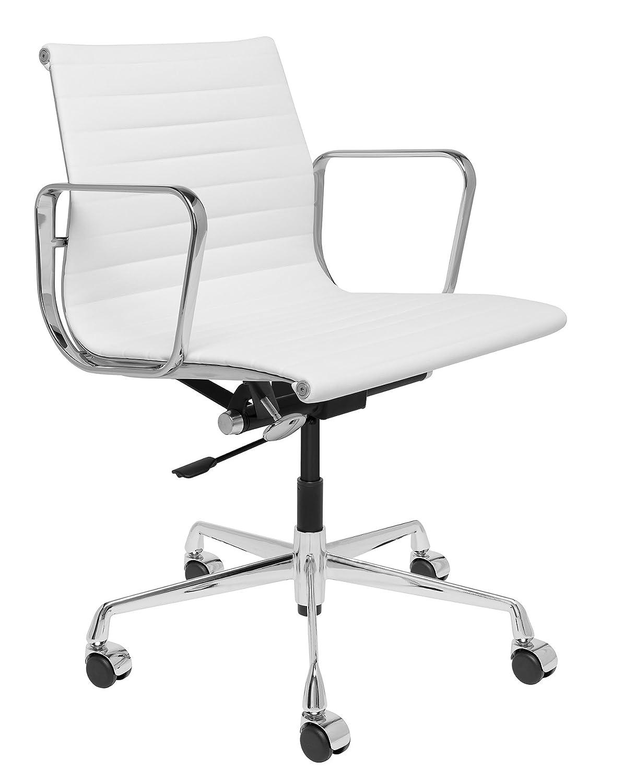 Amazoncom Soho Premier Soft Pad Management Chair Soft Pad White