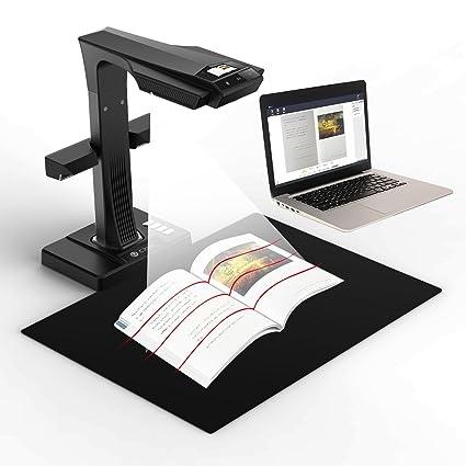 amazon com czur et16 plus czur book document scanner with smart